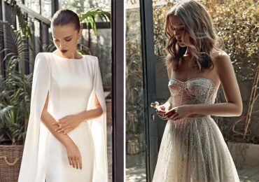 vestidos de novia estilos 2021