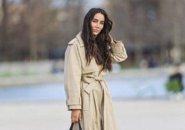 trench coat moda primavera 2021