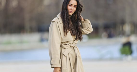 trench coat moda primavera 2021