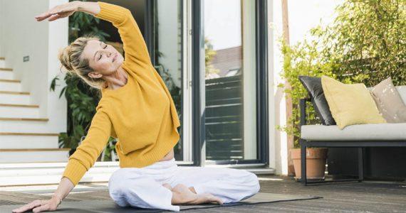 yoga para la digestión