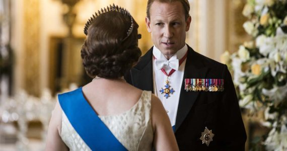actores felipe de edimburgo the crown