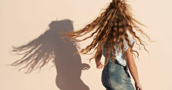crecimiento del cabello rápido y sano