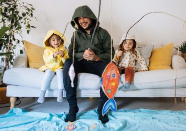 día del niño en casa actividades en familia