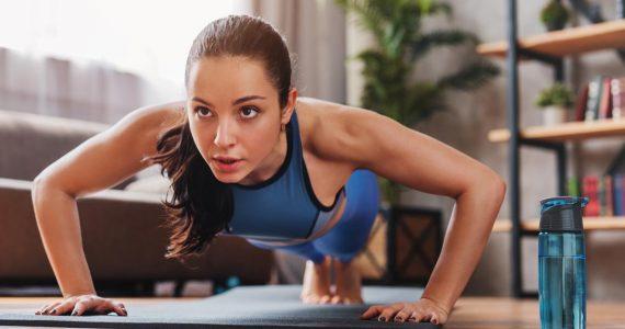 ejercicio y covid-19 entrenamiento fitness