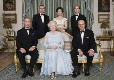 familia real británica sobre muerte felipe de edimburgo reina isabel ii