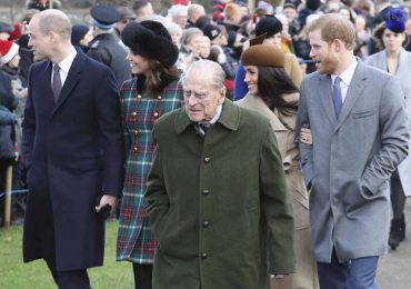 príncipe Harry llega a Reino Unido funeral felipe de edimburgo