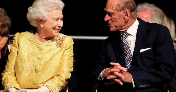 matrimonio de reina isabel ii felipe de edimburgo boda pareja real