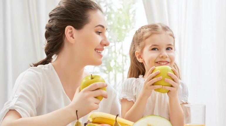 7 hábitos que mejorarán la alimentación de los niños