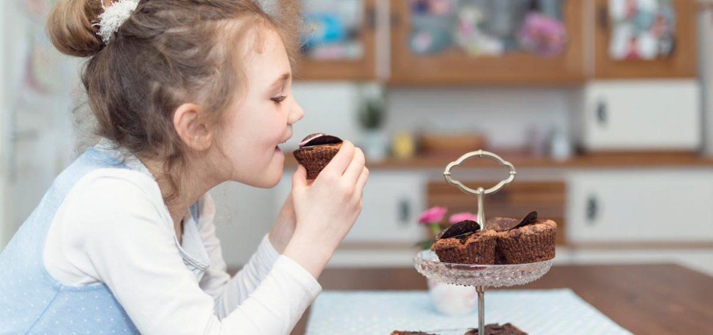 niños y azúcar alimentación sana