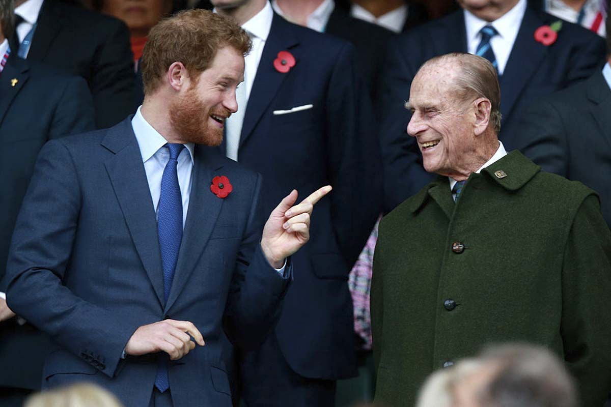lista 30 invitados funeral de felipe de edimburgo familia real británica felipe de edimburgo y el príncipe harry