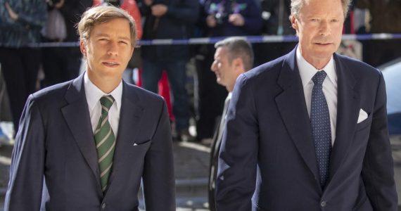 príncipe louis de luxemburgo se casa boda real