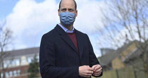 príncipe william agradece a trabajadores esenciales de la pandemia coronavirus