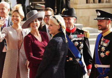 royals nórdicos dinamarca suecia noruega llamada virtual reunión