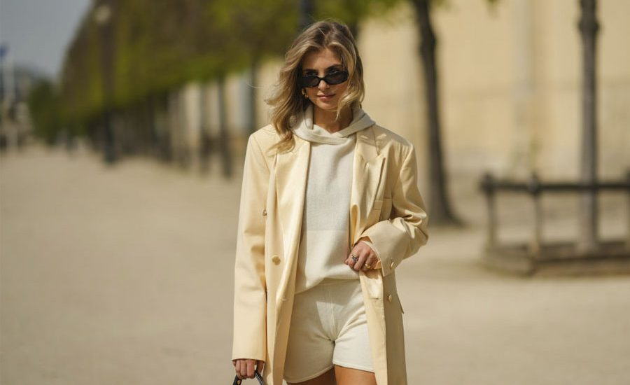 cómo usar shorts mujer primavera verano 2021