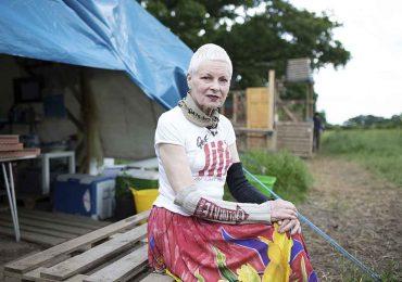 Vivienne Westwood 80 años de la diseñadora de modas del punk