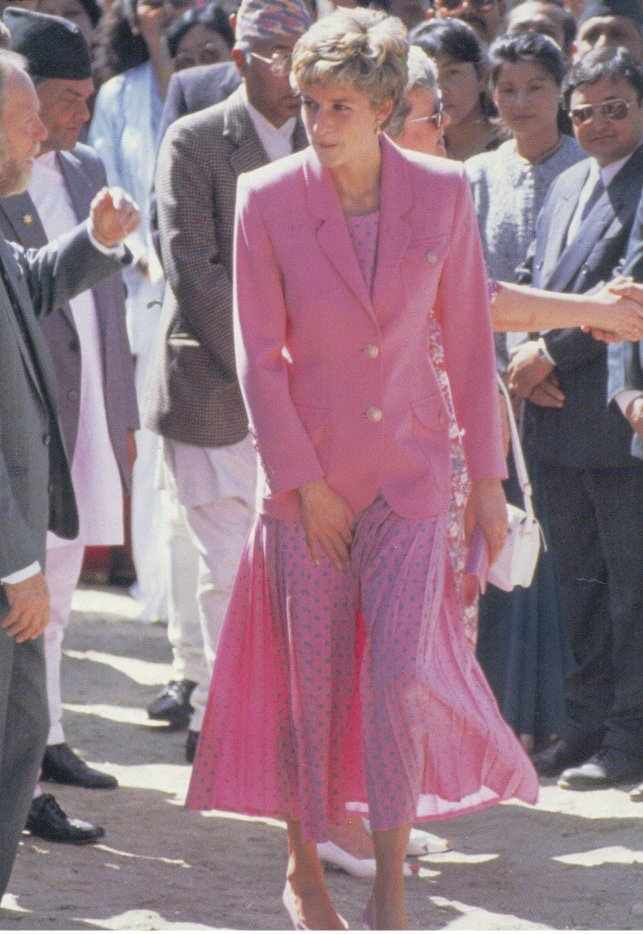princesa diana nepal 1993