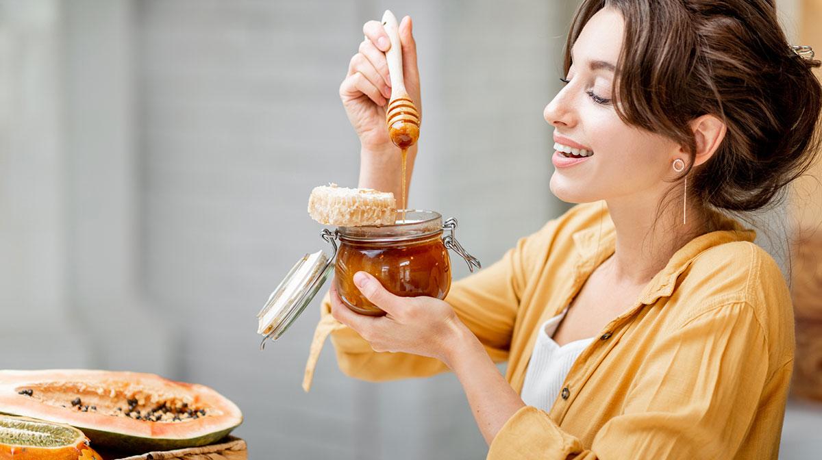 Mejor consumir miel orgánica