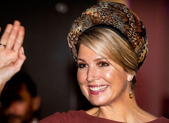 Máxima de Holanda, 50 años de sonrisas