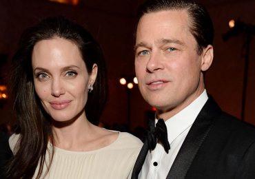 angelina jolie La batalla terminó, y Brad Pitt es quien se lleva la custodia compartida de sus 6 hijos