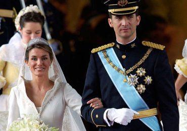 Reyes de España: 10 fotos memorables de la boda entre Letizia y Felipe