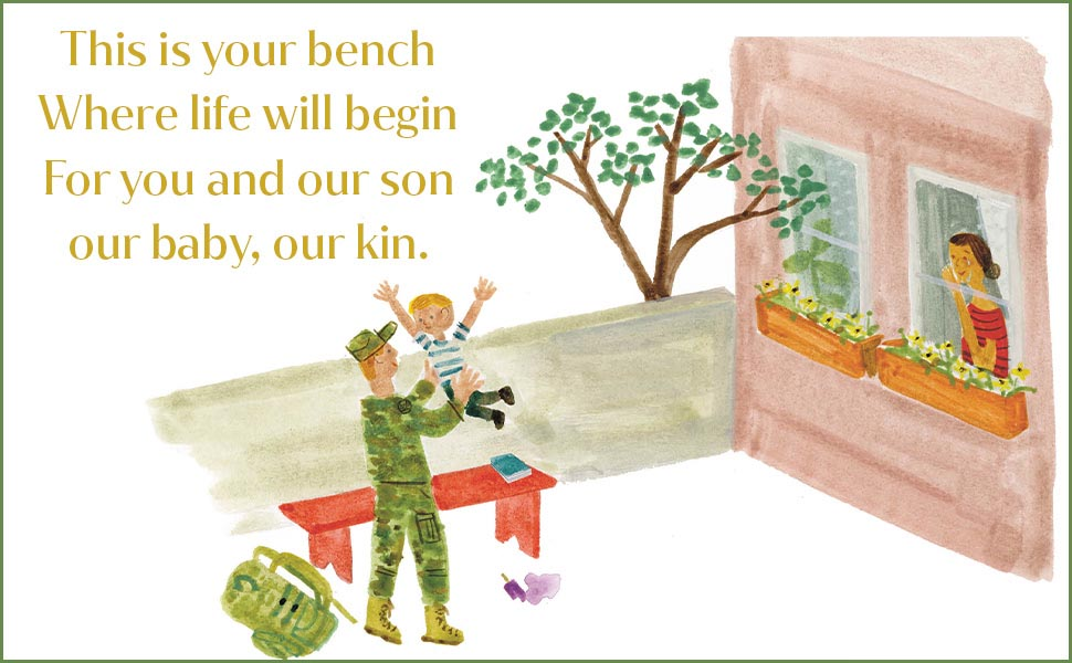 archewell the bench meghan markle libro infantil