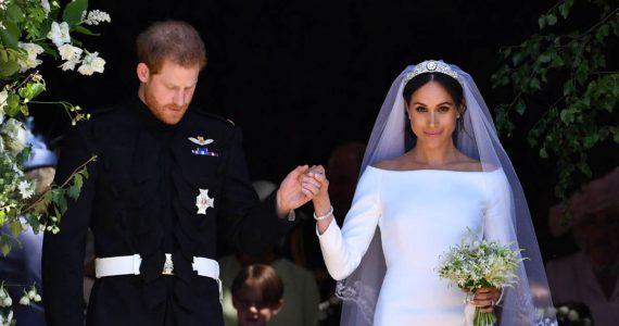 harry y meghan markle tercer aniversario de bodas boda real 19 mayo