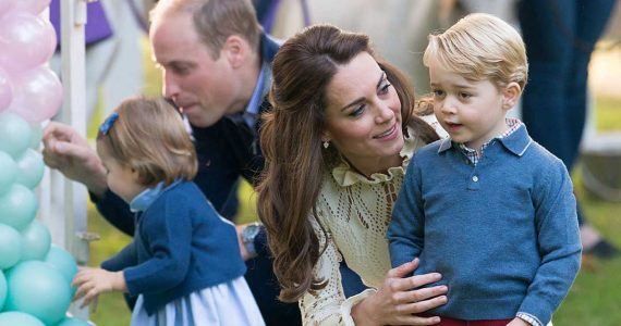 kate middleton fotos hijos