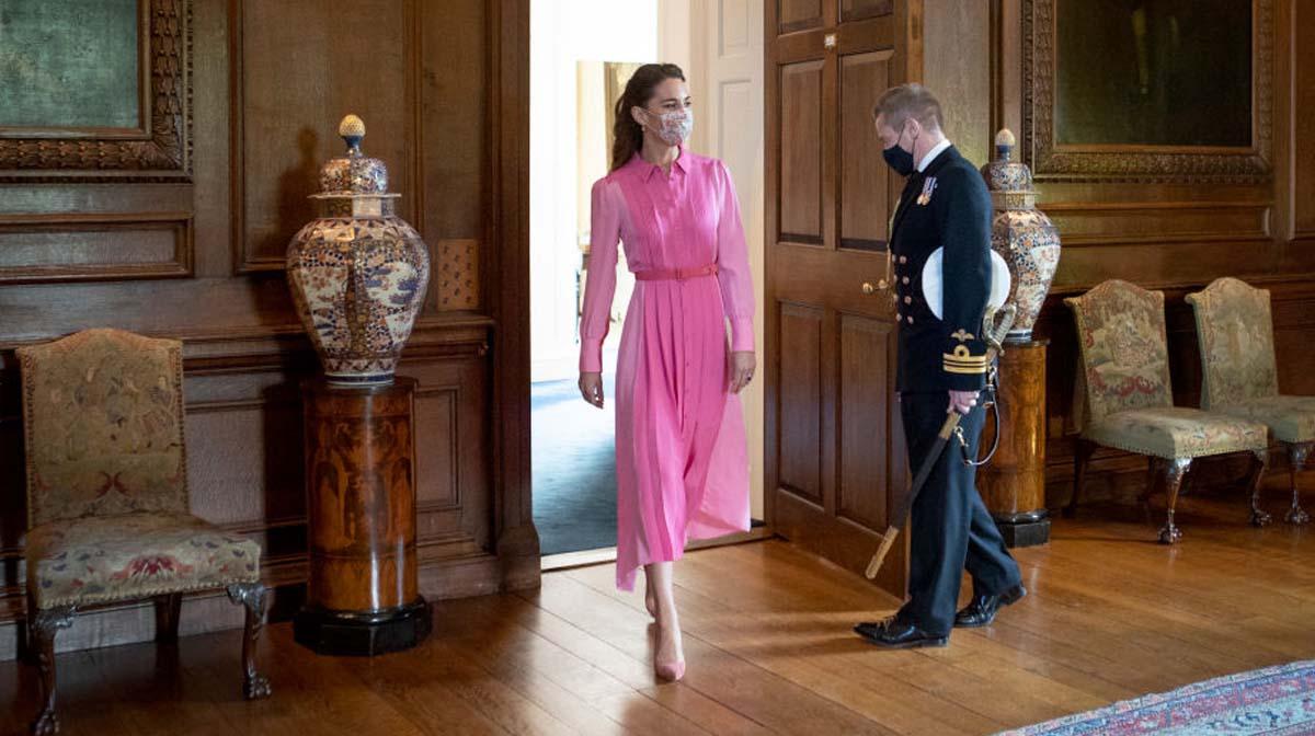 kate middleton princesa mila tour escocia 2021