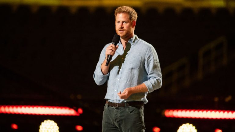 príncipe harry produce serie con oprah winfrey para appletv sobre salud mental