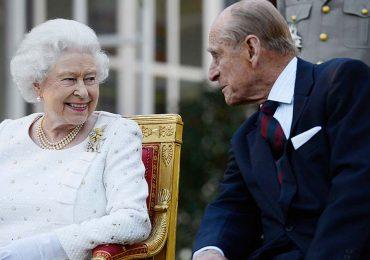 relación príncipe felipe reina isabel ii