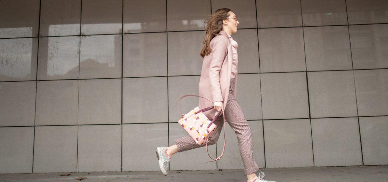Dulce como postre: cómo llevar puesto el rosa pastel sin sufrir en el intento