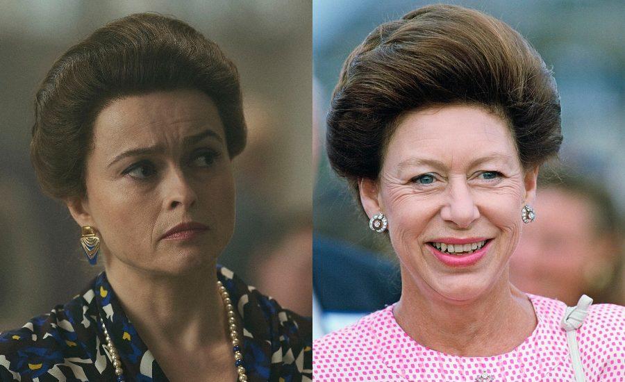Royal de Hollywood: así fue el parecido de Helena Bonham Carter como la princesa Margarita
