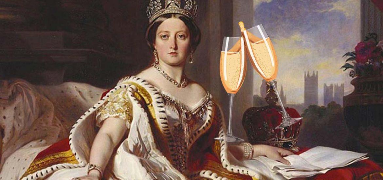 Tragos históricos: qué bebían los 'royals' de la antigüedad, de Cleopatra a la reina Victoria