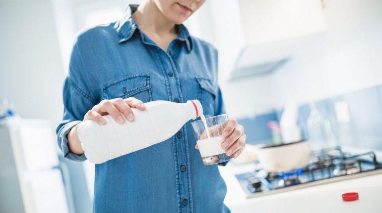 alimentos que no son tan sanos leche descremada