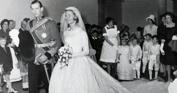 boda duques de kent aniversario 60