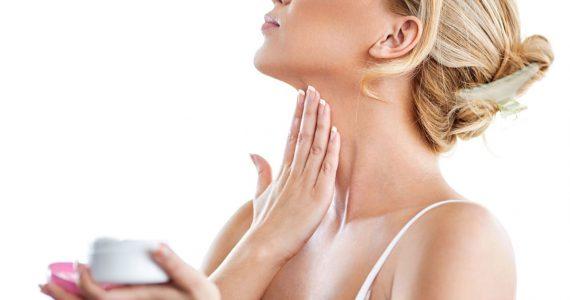 cuidados basicos piel del escote