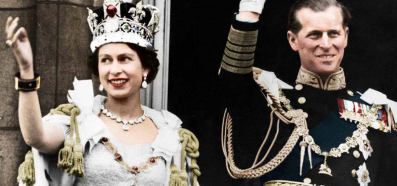 El vestido de coronación de su majestad la reina Isabel II para 1953