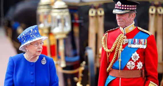 El duque de Kent reemplazará a Felipe de Edimburgo en el 'Trooping the Colour'