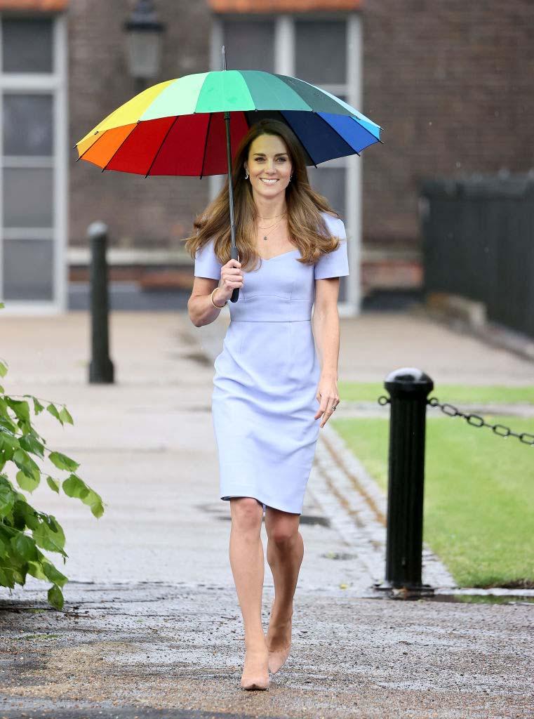 Esta es la forma en que Kate Middleton impactará en las nuevas generaciones