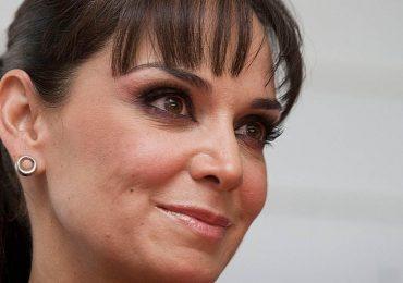 Lupita Jones, actriz y ex Miss Universo, dice que le ofrecieron 5 mdd para declinar su candidatura de Baja California a favor de Hank Rhon.