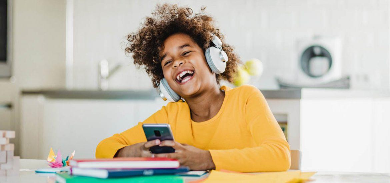beneficios niños música