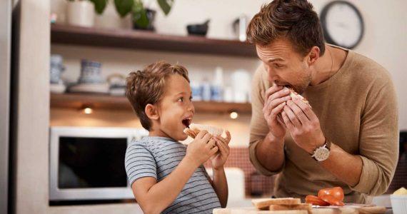 comida tapas españolas recetas día del padre