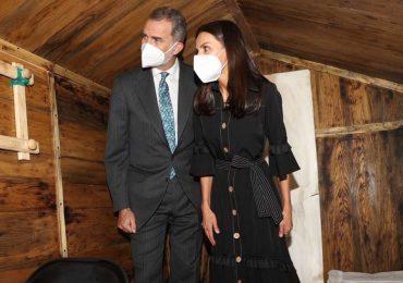 Así es como los reyes Felipe y Letizia recordaron a las víctimas del terrorismo en Vitoria