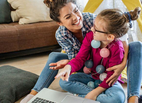 Una nueva y profesional forma de ayuda para la crianza positiva de tus hijos