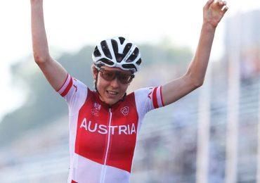 De máster en matemáticas a oro en ciclismo: Anna Kiesenhofer lleva medalla a Austria