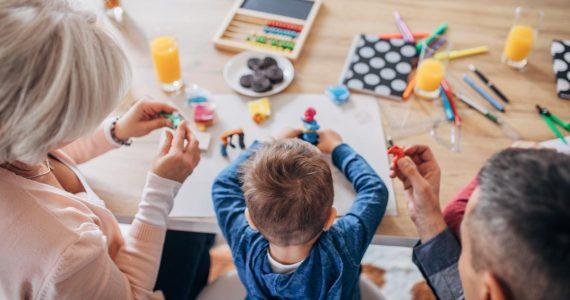 actividades sensoriales verano niños