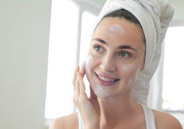 crema facial piel mujer