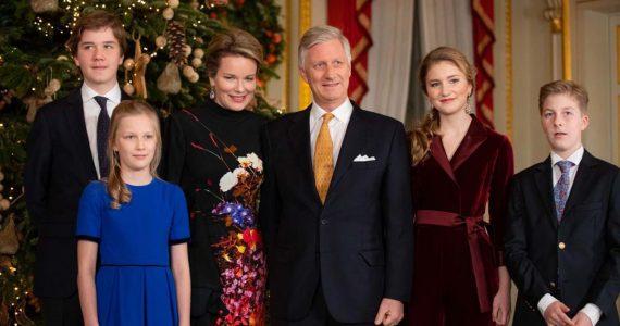familia real belga casa real de bélgica