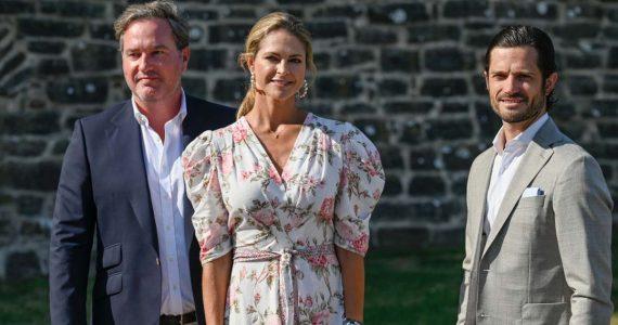 familia real de suecia reunida de nuevo