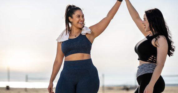 grasa corporal ejercicio mujeres